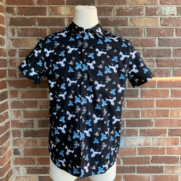 Reaction Kenneth Cole Other - Reaction Kenneth Cole Short Sleeve Button Down